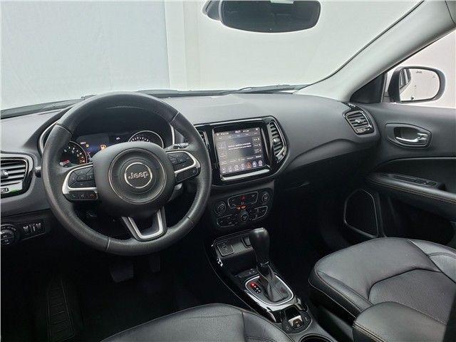 Jeep Compass 2019 2.0 16v flex limited automático - Foto 8