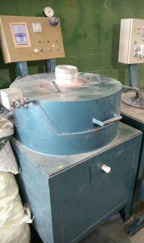 centrífuga, fundição  prato 300mm cajol