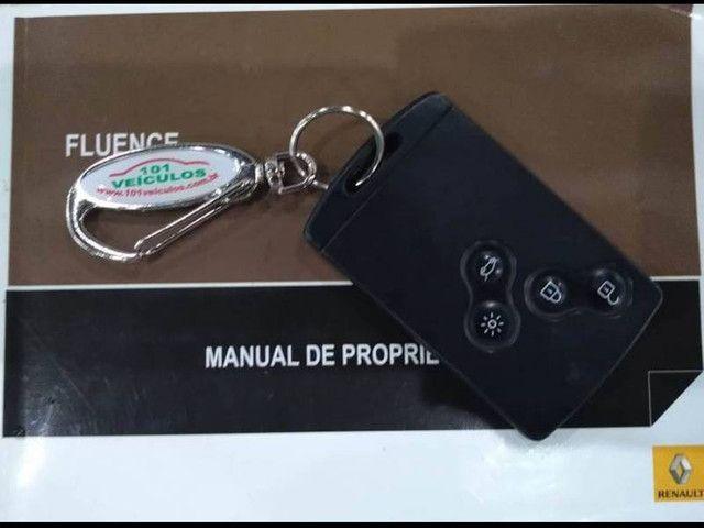 Renault Fluence 2.0 16V Privilege (Aut) (Flex)  2.0 8V - Foto 12