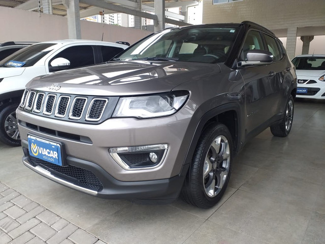 JEEP Compass limited 2018/2018 flex 2.0 automático  - Foto 3
