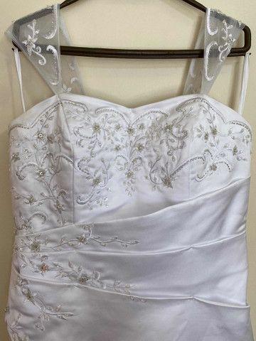 Vestido de noiva bordado - Foto 2