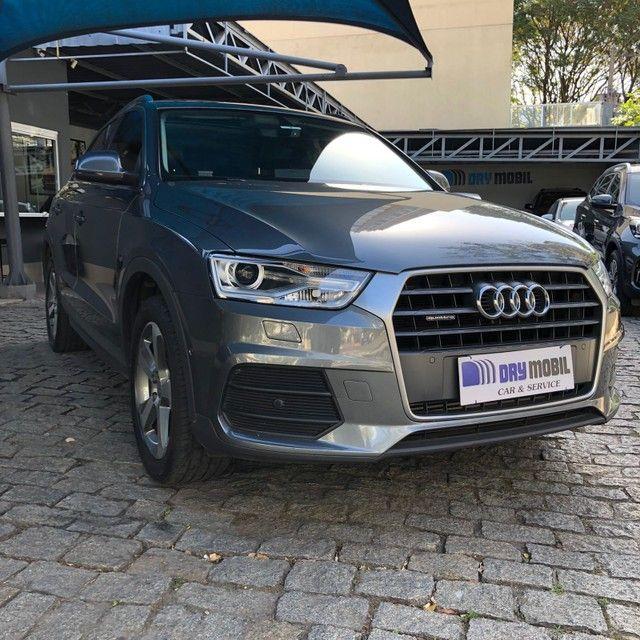 Audi Q3 Ambition 2.0 tfsi Quattro - 2018 - Único Dono - Foto 6
