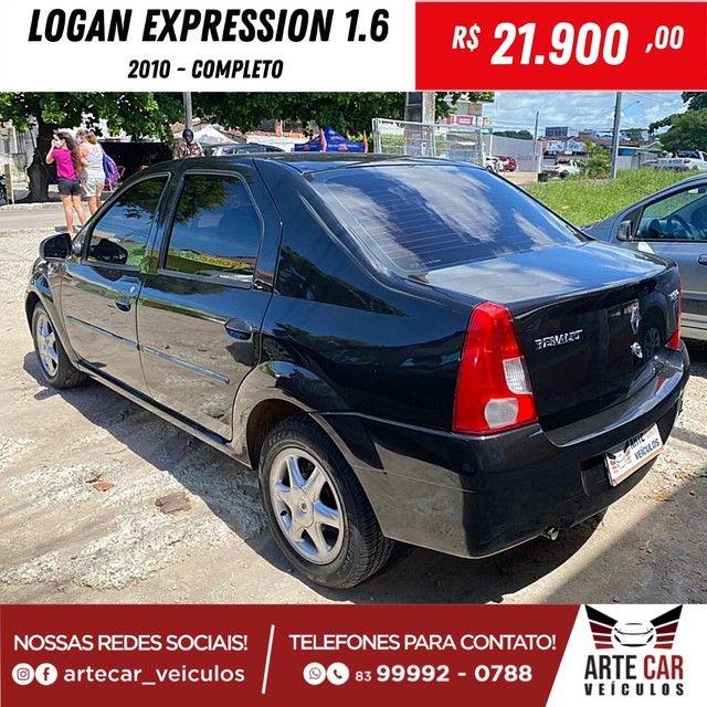 Logan Expression 1.6 8 v completo 2010!! - Foto 8