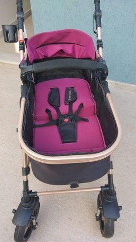 Carrinho de bebê Moisés Confortável - Foto 5