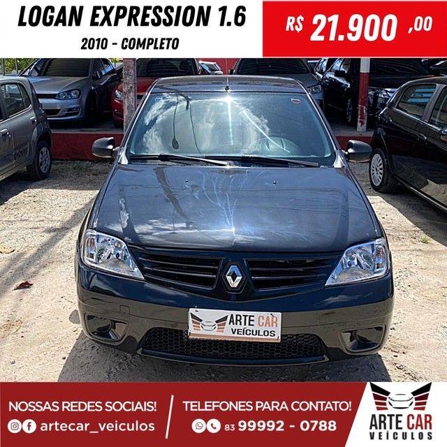 Logan Expression 1.6 8 v completo 2010!! - Foto 2