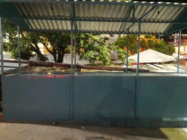Barraca de Frutas e Verduras em Inox - Foto 2