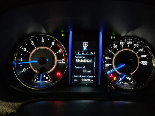 Toyota Hilux Sw4 2.7 Srv 7 Lugares 4x2 16v - Foto 13