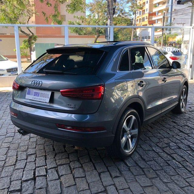 Audi Q3 Ambition 2.0 tfsi Quattro - 2018 - Único Dono - Foto 5