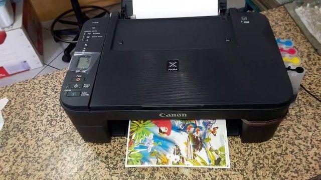 Impressora canon ts3110 semi nova em ótimo estado