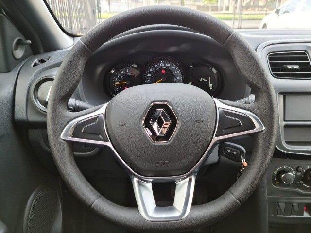 Renault Sandero  Life 1.0 0 Km emplacado . - Foto 5
