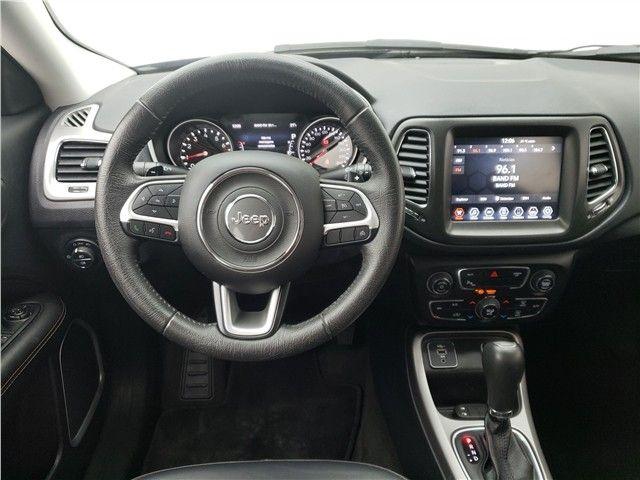 Jeep Compass 2019 2.0 16v flex longitude automático - Foto 13