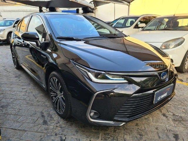 Toyota Corolla Altis Premium Hybrid, Blindado 3A, Apenas 11 mil km, Impecavel