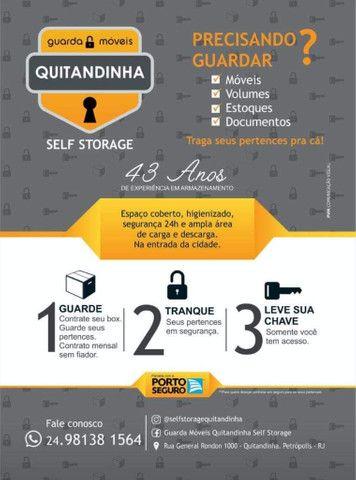 Guarda Móveis Quitandinha Self Storage