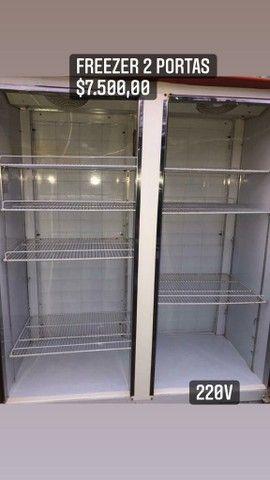 Freezers e refrigerador  - Foto 4
