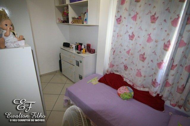 Apartamento Nascente 2 Quartos Sendo 1 Suíte Climatizada e 2 Vagas - Foto 9
