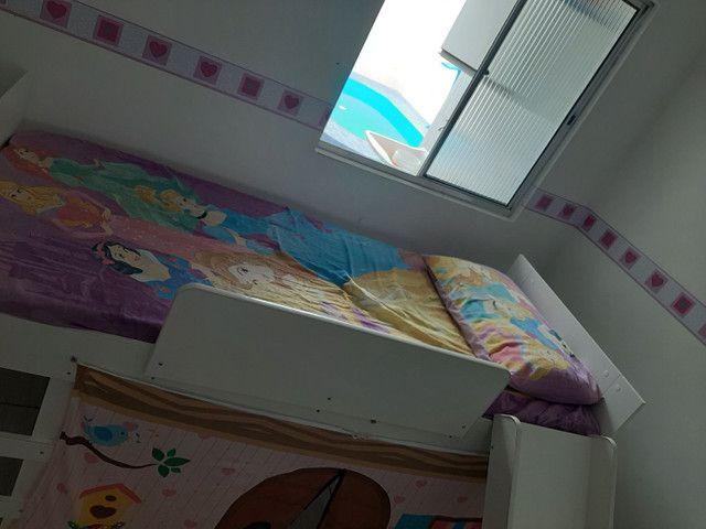 Cama Infantil com Escorregador - Foto 2
