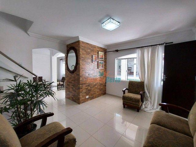 Casa com 5 dormitórios sendo 2 suíte à venda, 500 m² por R$ 1.485.000 - Campo Comprido - C - Foto 18
