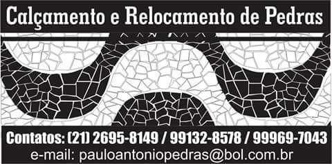 Pedra Portuguesa Calceteiro Colocador Calçada Parede e Vendas. * WhatsApp