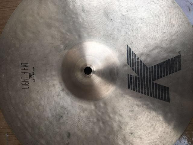 Hi Hat Zildjian K Light 15