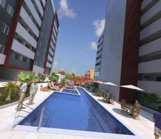 Vende-se apartamento no residencial Jose Negreiros