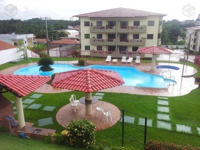 Apartamento de 106 M² com 3 qts, 3 vagas de garagem no Parque Dez em Manaus
