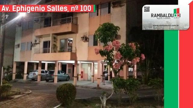 Vende-se Apartamento Condomínio Parque dos Rios 3