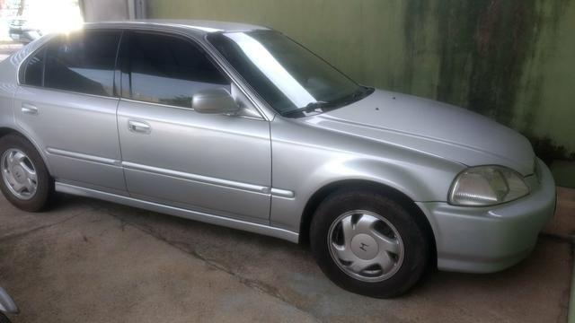 Civic EX 98 ou troca kombi 2002