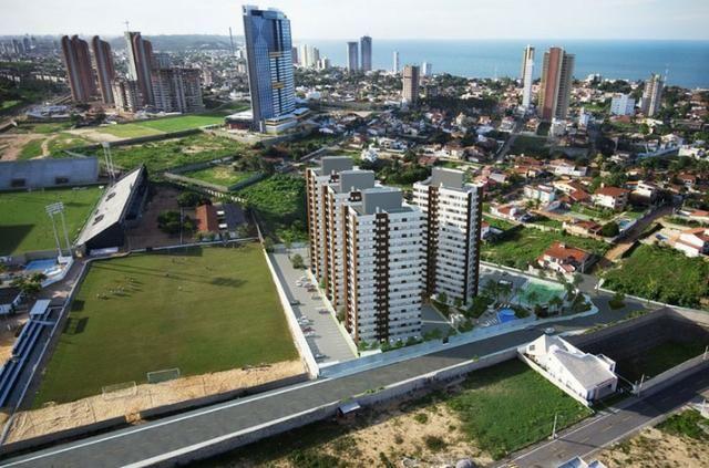 Ecogarden Ponta Negra - *Armarios grátis!*, a poucos minutos da praia!