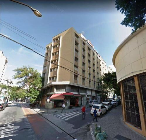 Apartamento Studio residencial à venda ou locação, Santa Cecília, São Paulo.