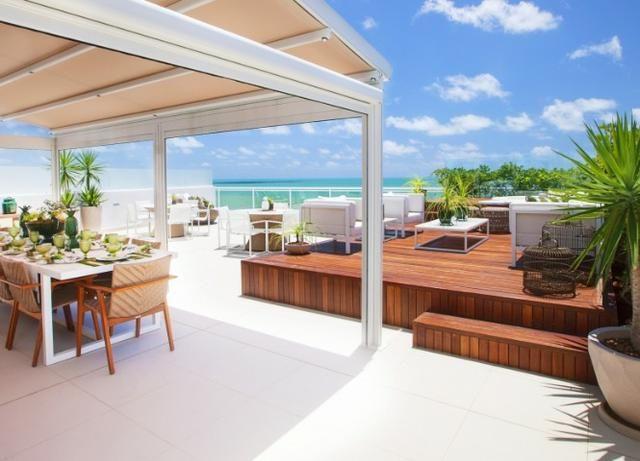 Resort Residencial In Mare Bali / Apartamento Duplex com 115m² (Vista pro Mar)