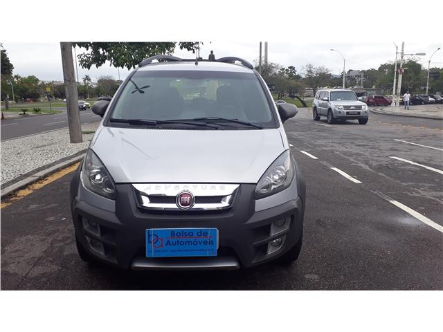 Fiat idea adventure 1 8 dualogic 2015 carros vans e for Precio de fiat idea adventure 2015