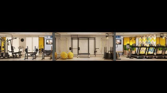 Studio 1 Dormitório Centro de Curitiba - Foto 15