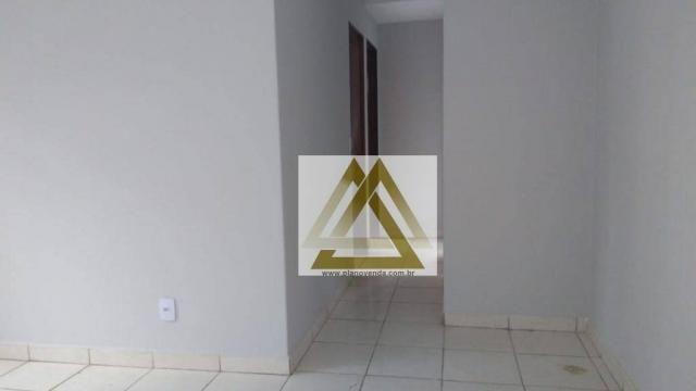 Apartamento com 3 dormitórios à venda, 66 m² por r$ 120.000 - vila santa rita - goiânia/go - Foto 8