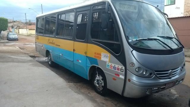 Micro ônibus Thunder+ Rodoviário ou troco.por Sprinter 413 - Foto 5