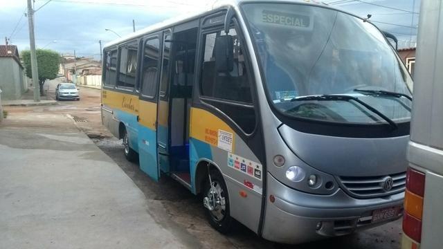 Micro ônibus Thunder+ Rodoviário ou troco.por Sprinter 413