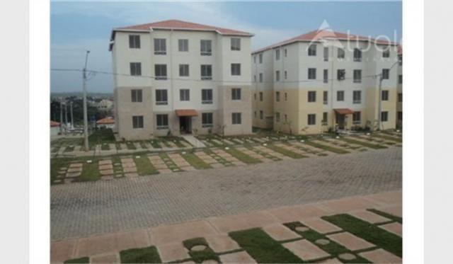Apartamento com 3 dormitórios à venda, 50 m² - condomínio pitangueiras - hortolândia/sp - Foto 17
