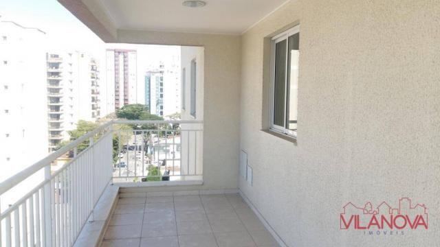 Apartamento com 3 dormitórios à venda, 103 m² por r$ 586.000 - vila adyana - são josé dos  - Foto 7