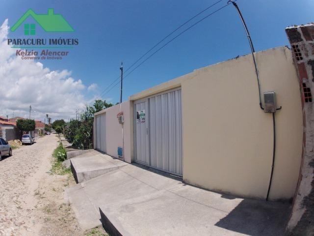 Casa simples de três quartos bem localizada em Paracuru - Foto 2