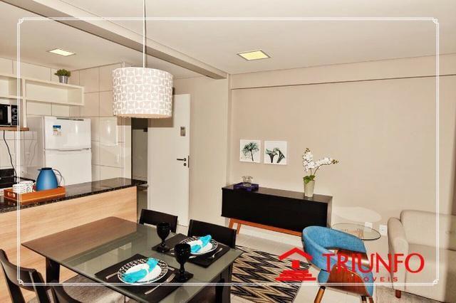 (EXR) Super condição de 65m²!!! Apartamento de 2 vagas com 3 quartos/1 suíte - Foto 2