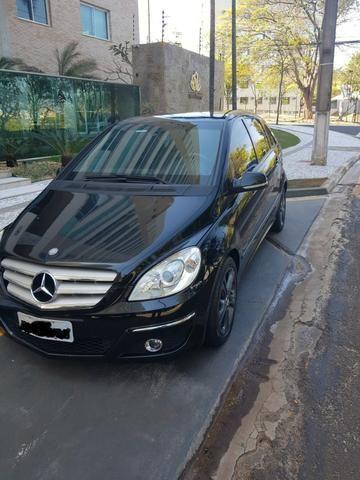 Mercedes-benz Classe B 200 - Turbo - preta - perfeito estado