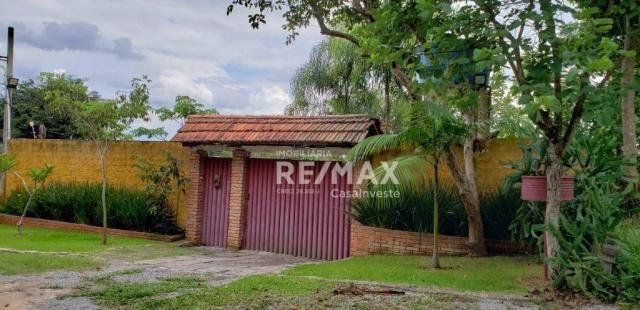 Linda casa com 2 dormitórios à venda, 160 m² por R$ 318.000,00 - Chácara Recanto Verde - C - Foto 3