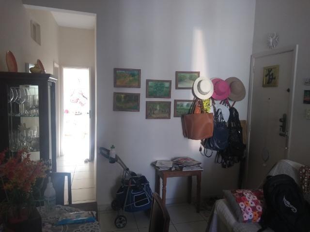 Apartamento 1 quarto Suíte Dependência de Empregada (Planta grande) Copacabana Andar Alto - Foto 8