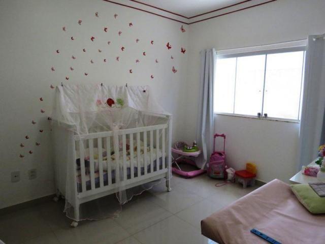 Casa a venda / condomínio jardim europa ii / 04 quartos / churrasqueira / aceita imóvel no - Foto 16
