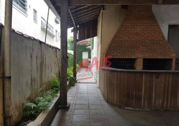 Sobrado comercial para alugar, 530 m² - Vila Mathias - Santos/SP - Foto 5