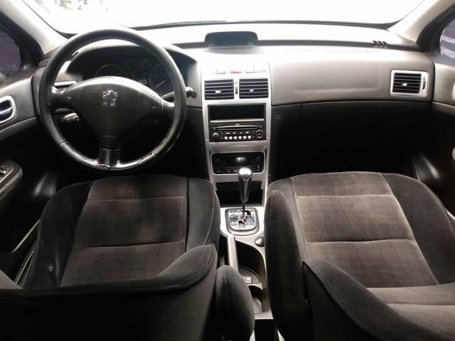 307 sedan feline 2.0 aut. 2008 gnv injetado - Foto 8