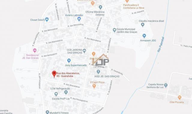 Casa com 3 dormitórios à venda, 79 m² por r$ 163.282 - jardim das graças - colombo/pr - Foto 6