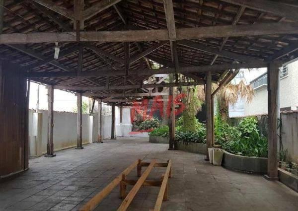 Sobrado comercial para alugar, 530 m² - Vila Mathias - Santos/SP - Foto 4