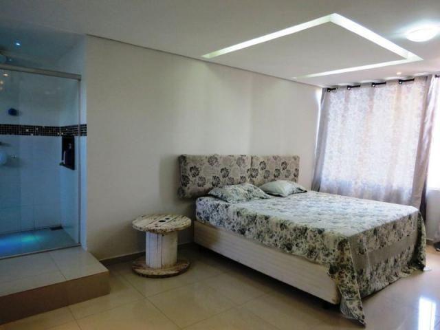 Casa a venda / condomínio jardim europa ii / 04 quartos / churrasqueira / aceita imóvel no - Foto 8
