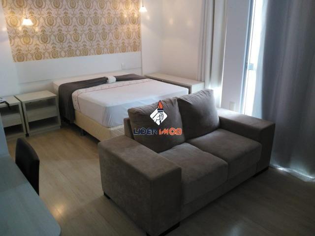 Apartamento Flat 1/4 para Aluguel no Único Hotel - Capuchinhos - Foto 2