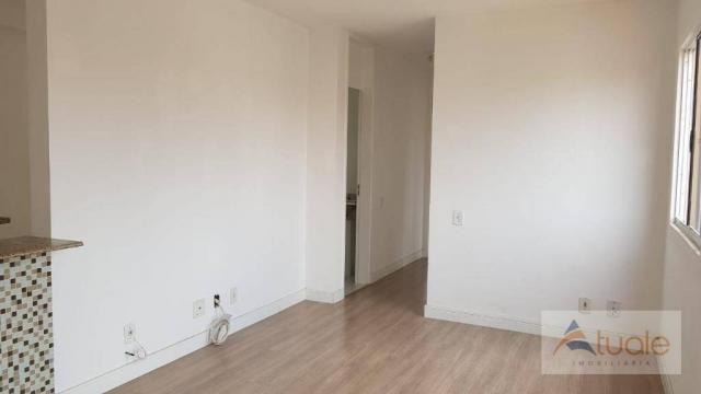 Apartamento com 3 dormitórios à venda, 63 m² - Villa Flora Hortolandia - Hortolândia/SP - Foto 7